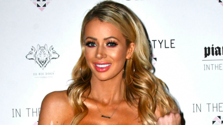 Olivia Attwood Is The Highest Paid Star On Celebs Go Dating And Heres What Shes Earning