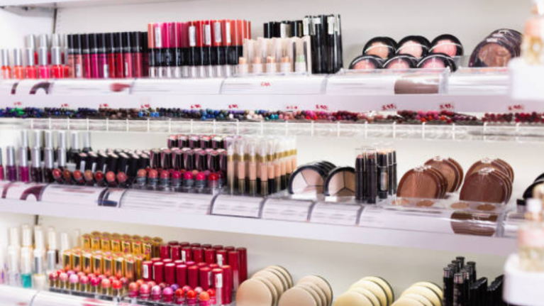 There's a calculator that'll tell you how much money you spent on makeup last year