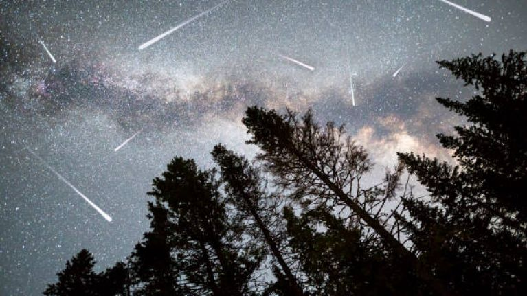 The best meteor shower of 2018 takes place over Ireland tonight | Her ie