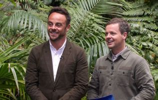 Someone has apparently just been '100 pc confirmed' to join Dec on I'm A Celeb