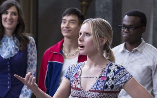 The Good Place creator shares the first look at season 3 and we can't wait