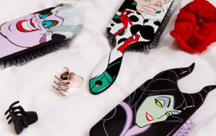 Penneys is selling Disney villain hair brushes, and they're iconic