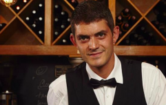 This is what First Dates' barman Merlin Griffiths does in real life