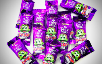 Strawberry Freddos exist in the world and we need them inside of us