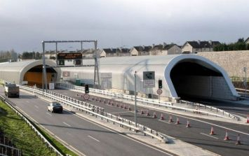 Dublin Port Tunnel closed in both directions following incident