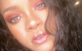 Rihanna was a bridesmaid at her BFF's wedding and we are WEAK for her outfit