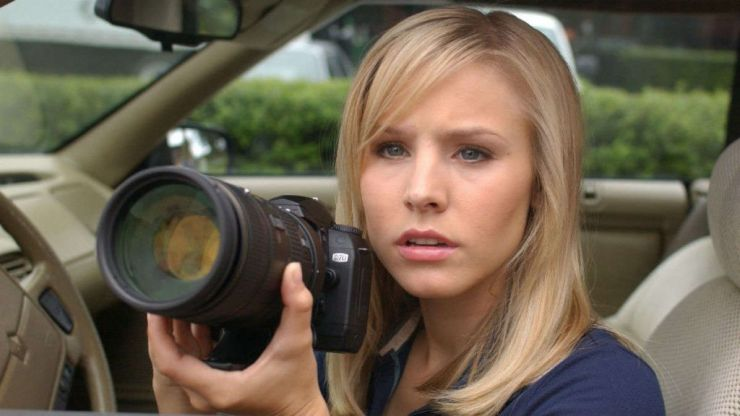 Kristen Bell on how her daughters inspired her to take part in Veronica Mars reboot