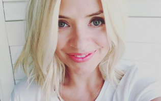 Holly Willoughby posts rare snap of son Chester and OMG, too cute