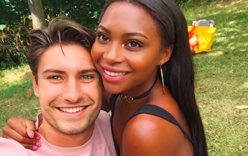 Love Island's Samira makes a dig at Frankie Foster after he's spotted 'kissing a girl'
