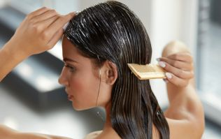 Turns out letting your hair air dry may be really bad for it