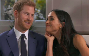 Meghan Markle's first interview since marrying Prince Harry sounds juicy