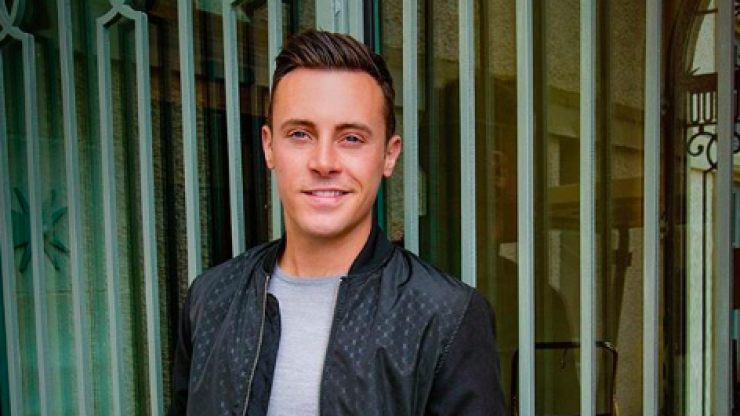 Nathan Carter was pure FILTH on Living with Lucy and fans loved it