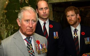 Royal source says relationship with Prince Charles and his sons is 'strained'