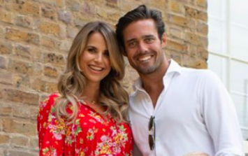 Vogue Williams and Spencer Matthews have welcomed their son