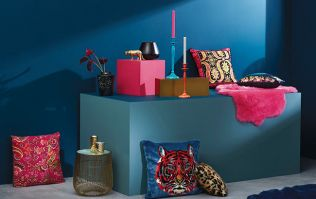 River Island just launched a homeware collection with 160 products