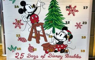 Nobody panic but Penneys is selling a Disney bauble ADVENT CALENDAR