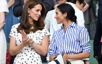 Meghan and Kate have to follow this royal style rule and it's ridiculous