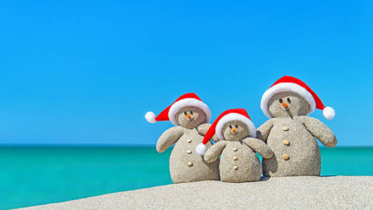If you want cheap flights for a Christmas holiday, this is the best time to book