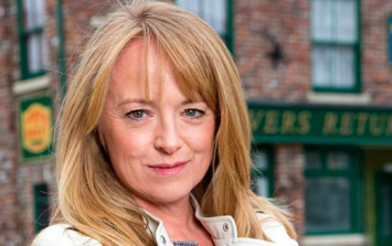 Corrie's Jenny Bradley is related to one of her co-stars and NO WAY