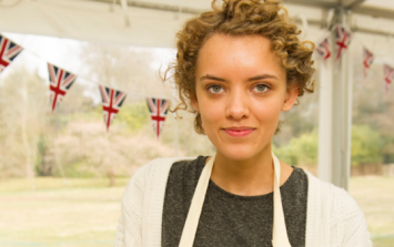 Huge congrats! Great British Bake Off's Ruby Tandoh marries girlfriend Leah Pritchard