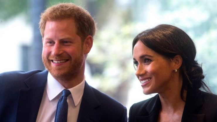 Apparently this is when we can expect Meghan Markle to announce she's pregnant