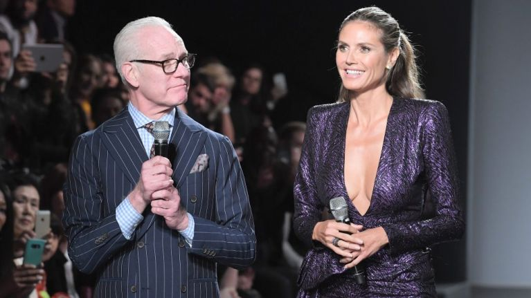 Heidi Klum and Tim Gunn have left Project Runway after 16 seasons