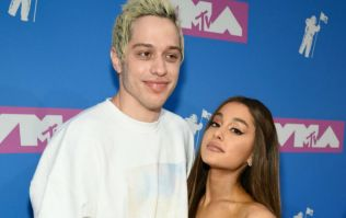 Ariana Grande posts for the first time since news of Pete Davidson split