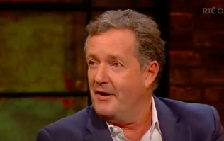 Piers Morgan had some harsh words about Meghan Markle on the Late Late Show last night