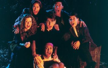 The scariest kids show of the 1990s is becoming a movie