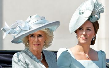 """Camilla initially """"rooted"""" for Kate and William to break up, claims royal biographer"""