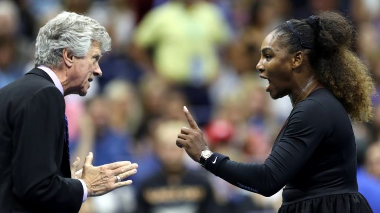 Serena Williams handed fine for her conduct during US Open final