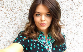 Doireann Garrihy is at EP with her new boyfriend and seriously, too cute