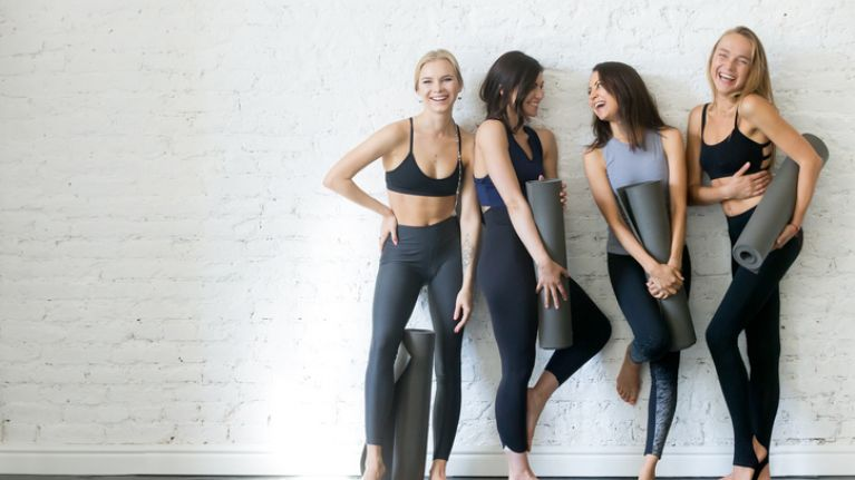 Grab your bestie now for this perfect workout and brunch combo