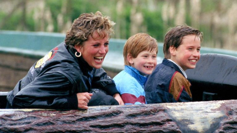 Prince William told Diana he 'didn't want to be king' and Harry's response was fairly iconic