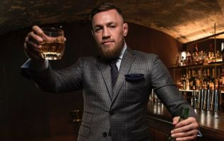 This is what Conor McGregor's just-released whiskey looks like