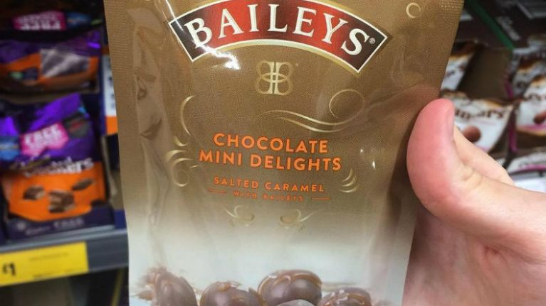 Baileys salted caramel chocolate truffles are here... and they're utterly divine