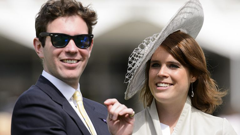 Princess Eugenie has gone for a drastic hair change ahead of her wedding day