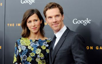Congrats! Benedict Cumberbatch and his wife Sophie are expecting a baby