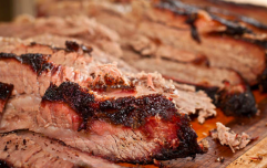 Meat-eaters horrified by photo of vegan smoked brisket and lol, OK