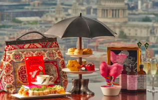 Mary Poppins afternoon tea exists and Monday just improved ten million times