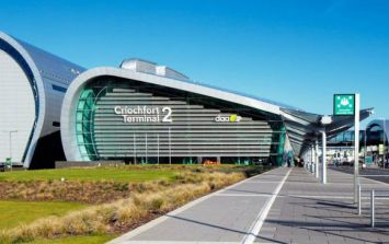 Dublin Airport confirm there will be flight cancellations today due to Storm Ali