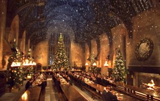 Harry Potter fans can now have Christmas dinner at Hogwarts and it sounds magical