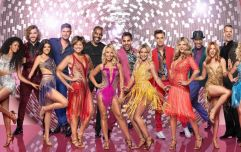 Another Strictly romance? Apparently one couple have 'obvious chemistry' already
