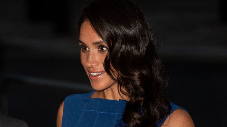 Meghan Markle has a genius but kind of manky hack for avoiding getting sick on planes
