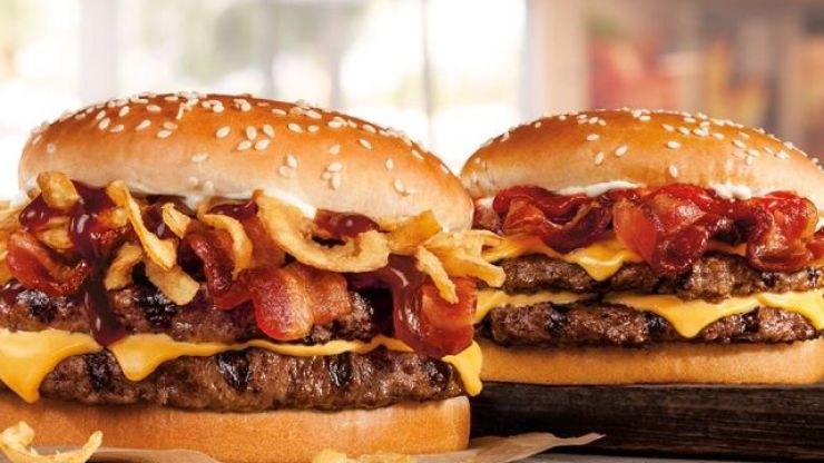 Burger King is now DELIVERING in Dublin, and we're honestly overwhelmed