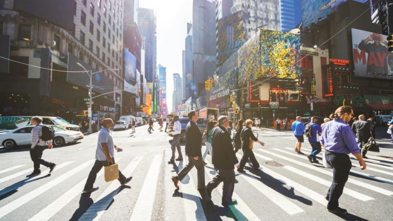 London, Dublin... and now New York: How my career in media took me Stateside