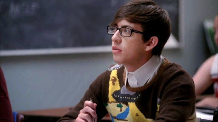 Glee's Kevin McHale looks TOTALLY different thanks to his intense workout routine