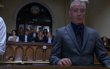 Emmerdale fans in tears as DI Bails found guilty of raping Charity Dingle