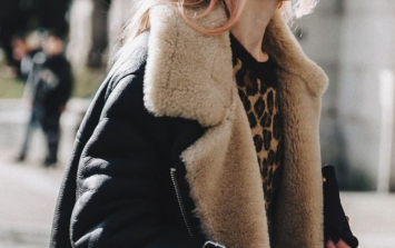 We can't quite believe that this €40 aviator coat is actually from Penneys