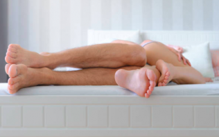 There's a sex position called the 'spider monkey' and it sounds fairly harrowing, TBH
